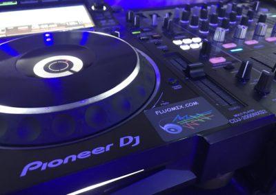 Régie DJ dernier cri