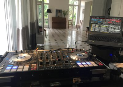 DJ pour Soirée privée