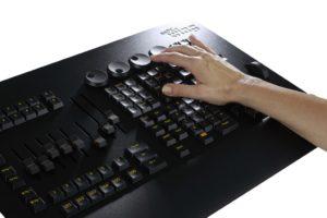 Console lumière pour soirée DJ