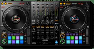 platines DJ mariage